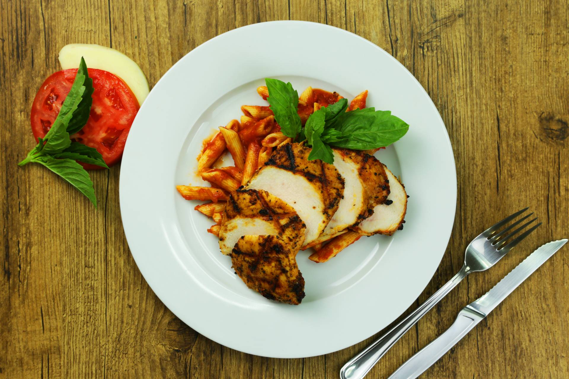 Chicken and Penne